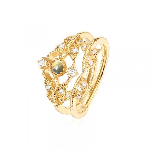 STJS0003940 3 silver rings